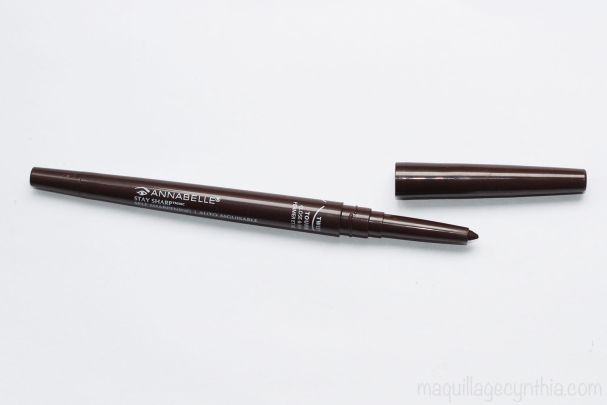 Crayon à sourcils hydrofuge StaySharp - Annabelle