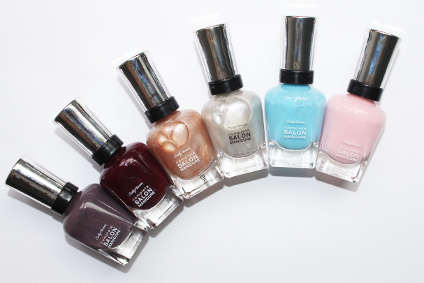Collection automne vernis Sally Hansen