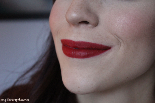 Get Ready With Me : Look Noël fêtes 2015