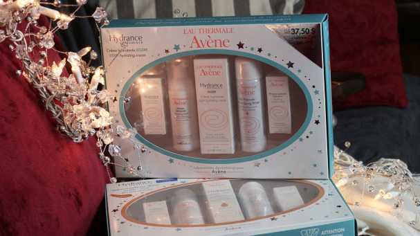 6. 1 coffret Hydrance Optimale + 1 coffret Hydrance Optimale teintée d'AVÈNE