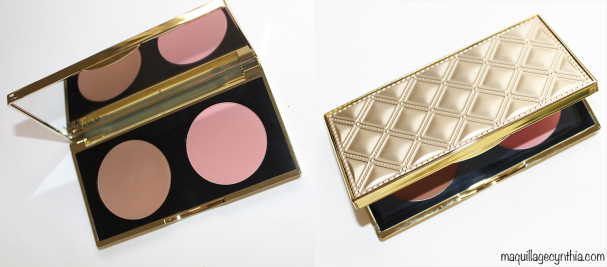 Palette Majestique Duo Contour & Blush