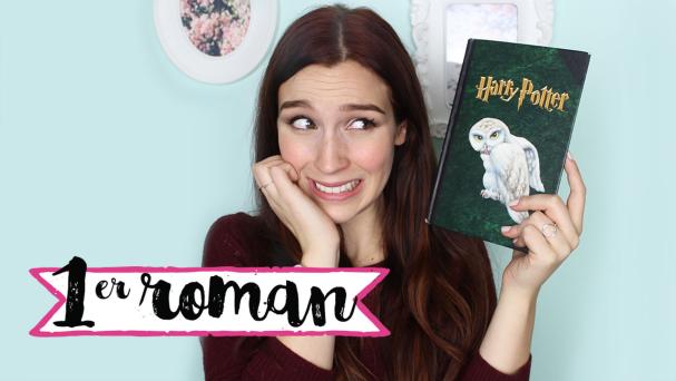 Je lis mon premier 'roman' ! (Harry Potter & moi)