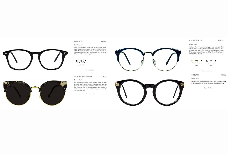 3d031acb2f Concours avec Polette, l'usine à lunettes !