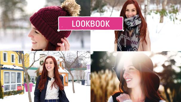 LookBook Hiver 2016