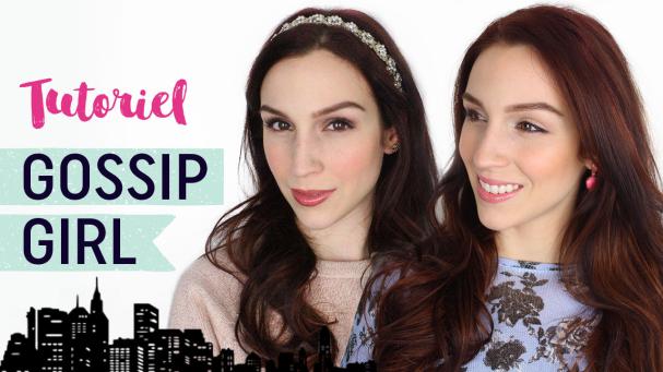 Maquillage Gossip Girl