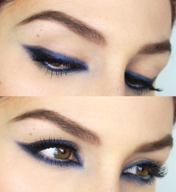 Tutoriel maquillage Nouvel An