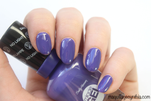 5. Punk-ish Purple (589)