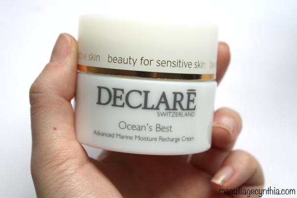 Ocean's Best - Crème marine désaltérante haute exigence