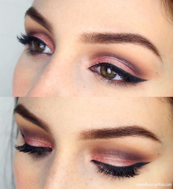 Maquillage St-Valentin
