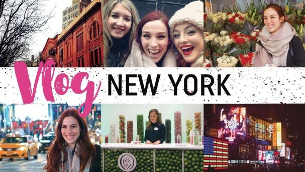Vlog # 14 - Lancement + shopping à NEW YORK !