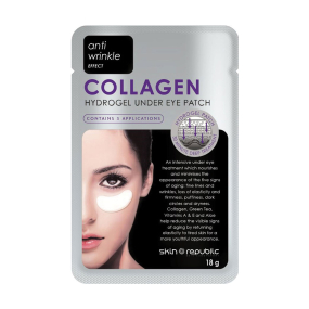 Masque Hydrogel Yeux Collagène Skin Republic