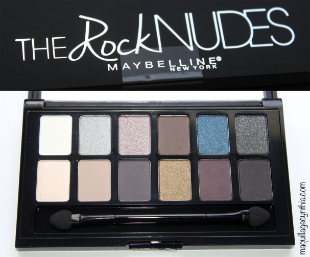 Palette The Rock Nudes