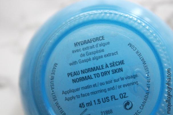 Crème réconfortante hydra-protectrice