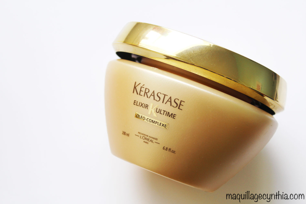 Masque Elixir Ultime