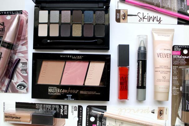 Nouveautés maquillage Maybelline