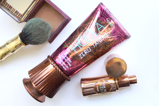 L'art du bronzage selon Benefit