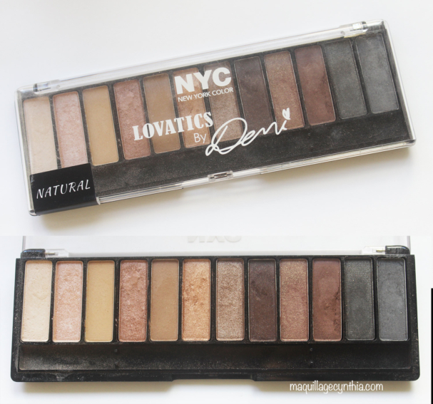 Palette Lovatics Demi Lovato NYC