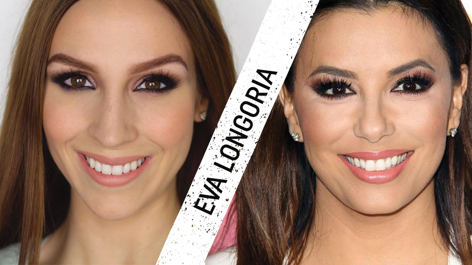 maquillage de star eva longoria maquillage cynthia. Black Bedroom Furniture Sets. Home Design Ideas