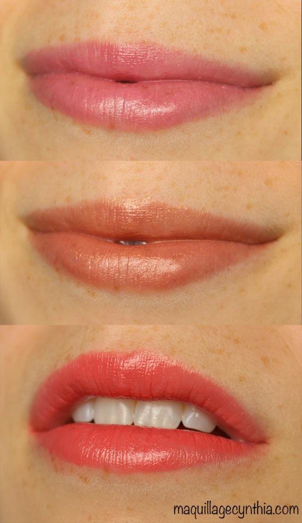 Rouges à lèvres Fondant Suprême