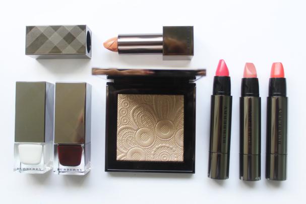 Nouveautés maquillage Burberry
