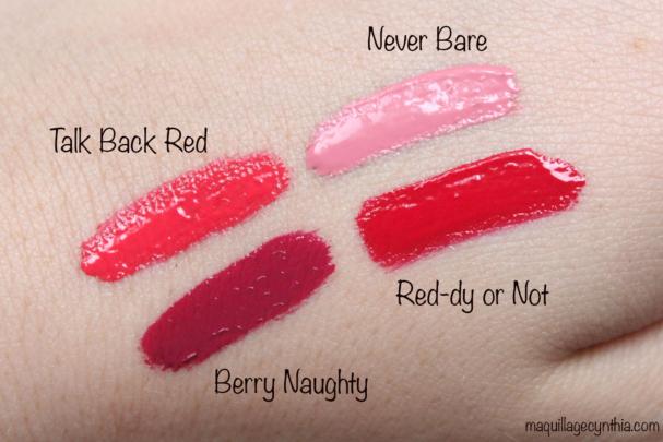 Laque Intense pour les lèvres Color Jolt