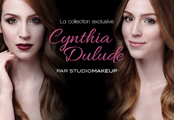 Collection Cynthia Dulude par Studiomakeup chez Uniprix