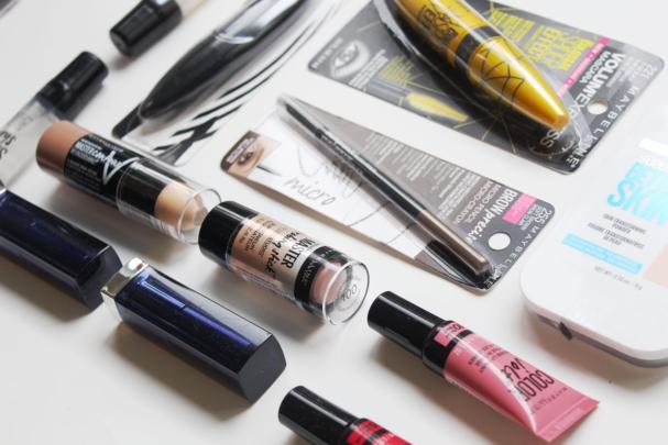 Nouveautés maquillage de Maybelline !