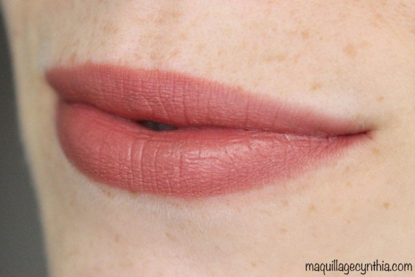 HOT LIPS Matte Revolution - Baume à lèvres mat lumineux