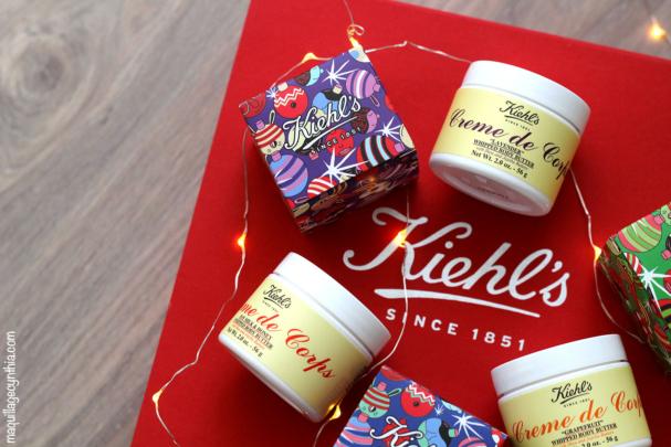 Trio de beurres corporels - KIEHL'S