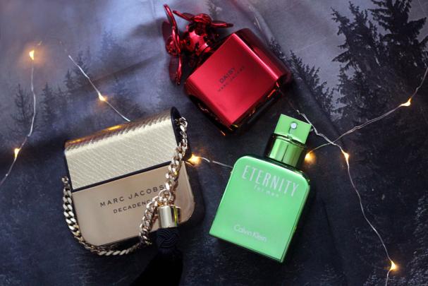 Parfums édition des fêtes - COTY