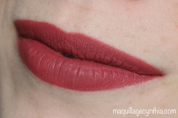 Baiser Velours | Rouge à lèvres liquide velouté