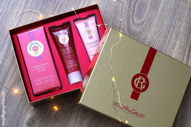 Coffrets parfums - ROGET & GALLET