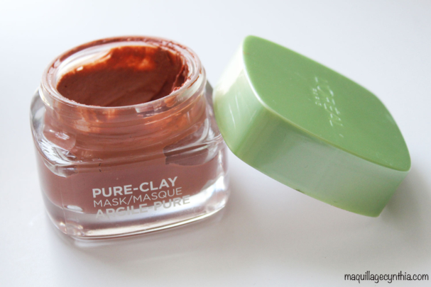 Masque Pure Clay Algue Rouge