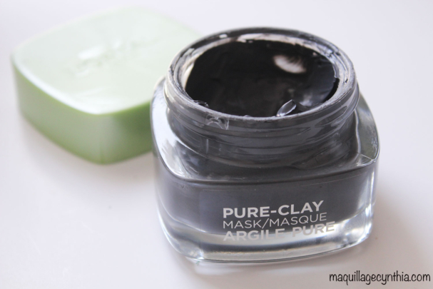 Masque Pure Clay Charbon Noir