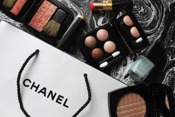 J'ai testé les nouveautés printanières de Chanel !