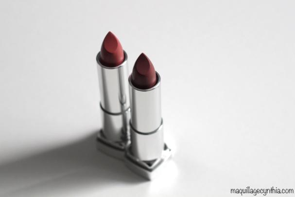 Rouge à lèvres ColorSensational Creamy Matte Nudes