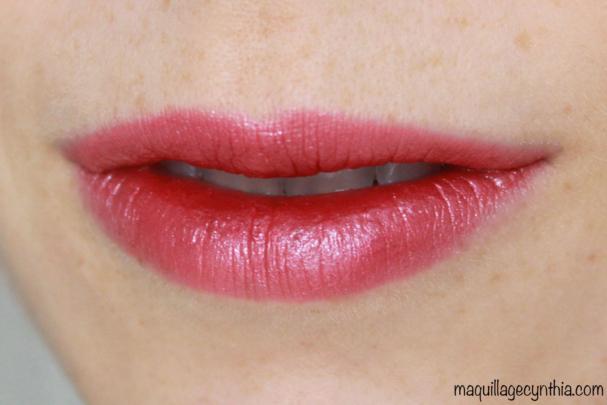 Rouge à lèvres Bicolor