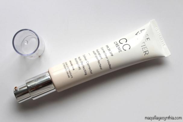 CC Crème / Correcteur Couleur