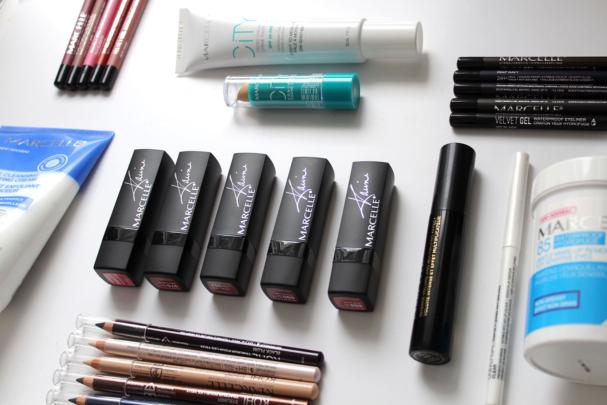 Nouveautés Marcelle - Soins & Maquillage