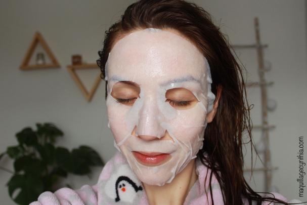 Masque en Tissus Super Hydratant