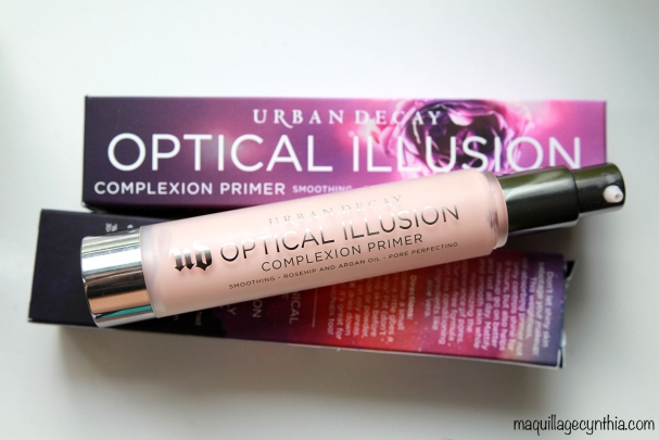 Optical Illusion Complexion Primer