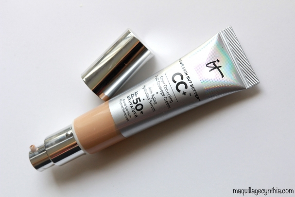 Crème CC+ Your Skin But Better avec FPS50