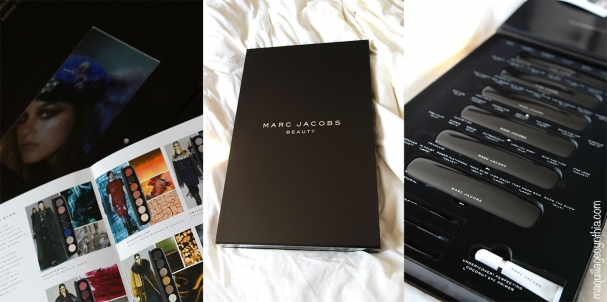 Avis nouveautés maquillage Marc Jacobs pour les yeux