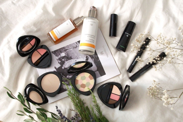 Test maquillage Dr. Hauschka