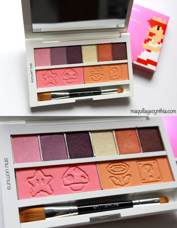 Peach's Eye and Cheek Palette