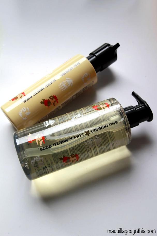 Shampoing + Revitalisant d'huile nettoyante Doux Éclat