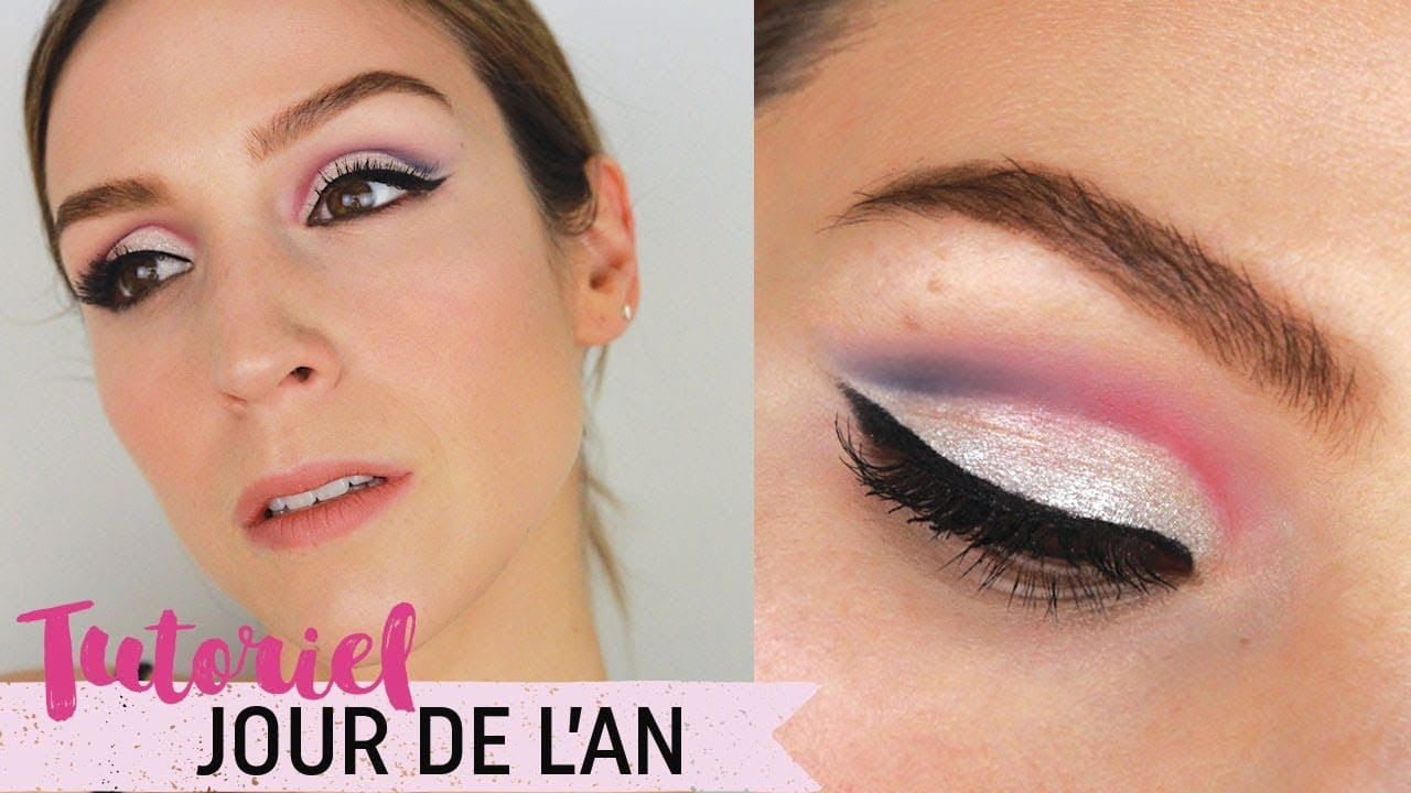 Maquillage pour le nouvel an maquillage cynthia - Look nouvel an ...