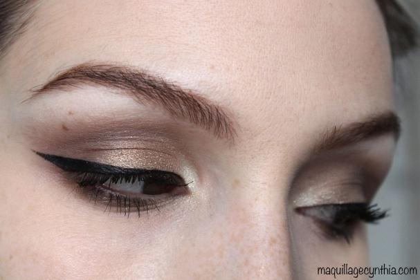 Eyeliner effet faux-cils Shocking