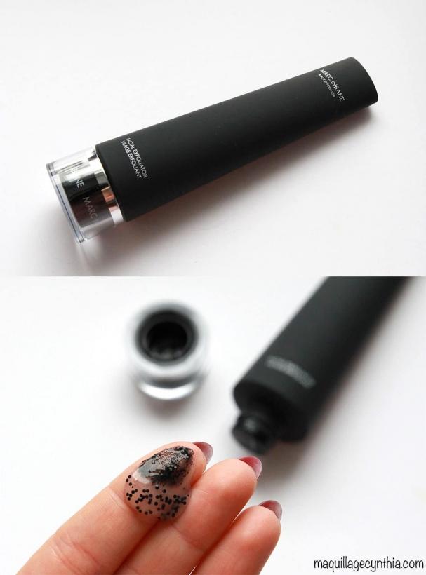 L'Exfoliant noir