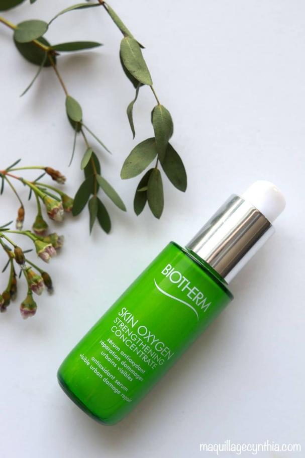 Skin Oxygen Sérum Antioxydant
